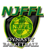 NJFBL Dynasty Basketball